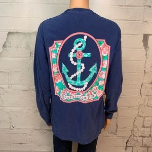 Southern Couture Long Sleeves Tee